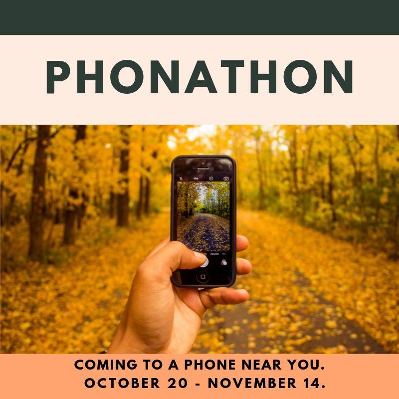 Phonathon fall 2019