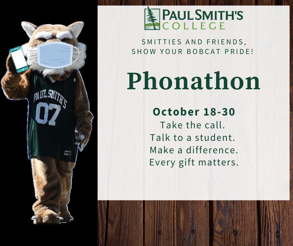 Phonathon Fall 2020 revised on 10-6-2020